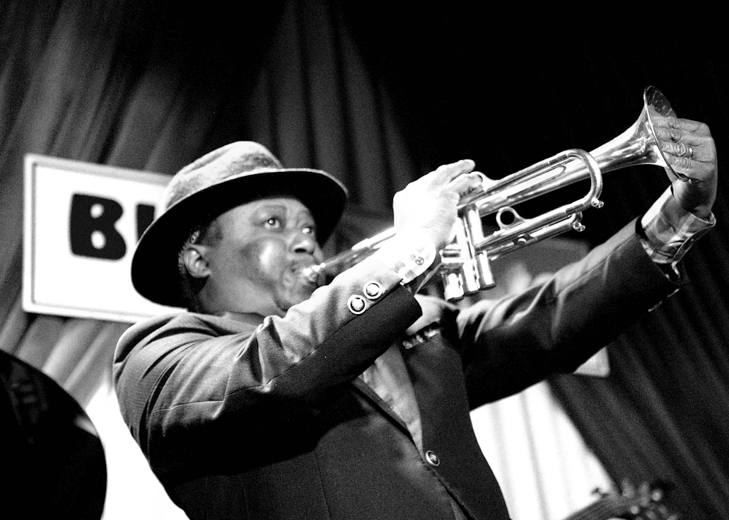 Music Event Photography Coverage in New York City Kermit Ruffins at Blue Note
