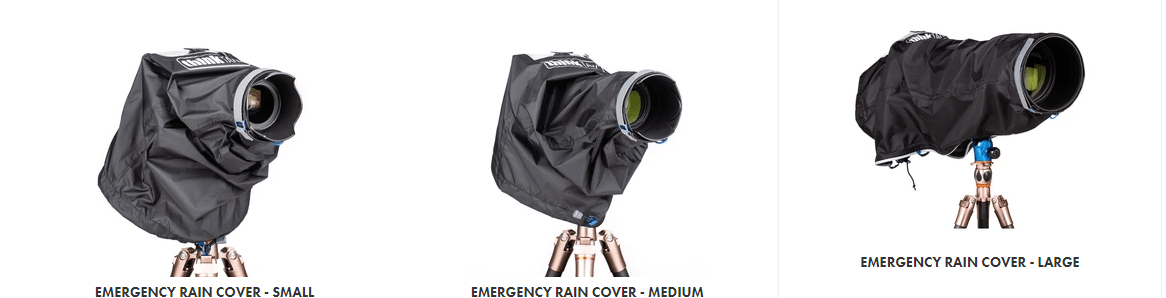 EMERGENCY RAIN COVERS