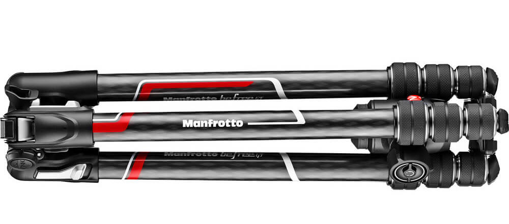 Manfrotto Befree GT Travel Carbon Fiber Tripod