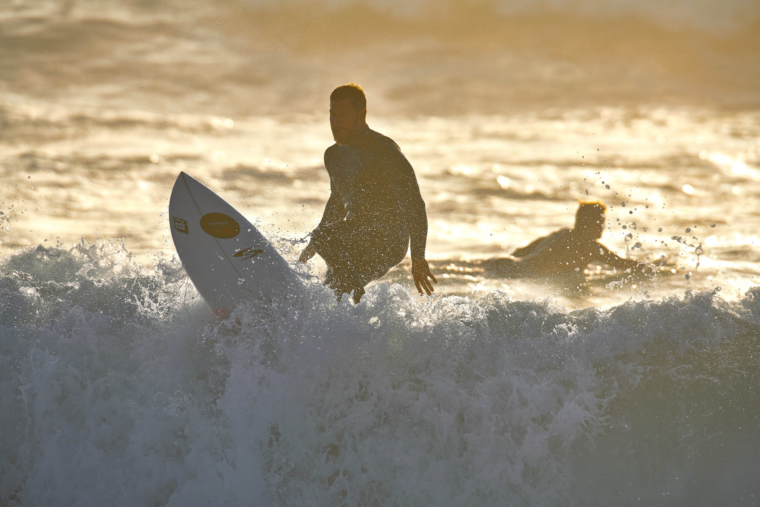 Surfing Monterrey California by Dan M Lee Travel Photographer