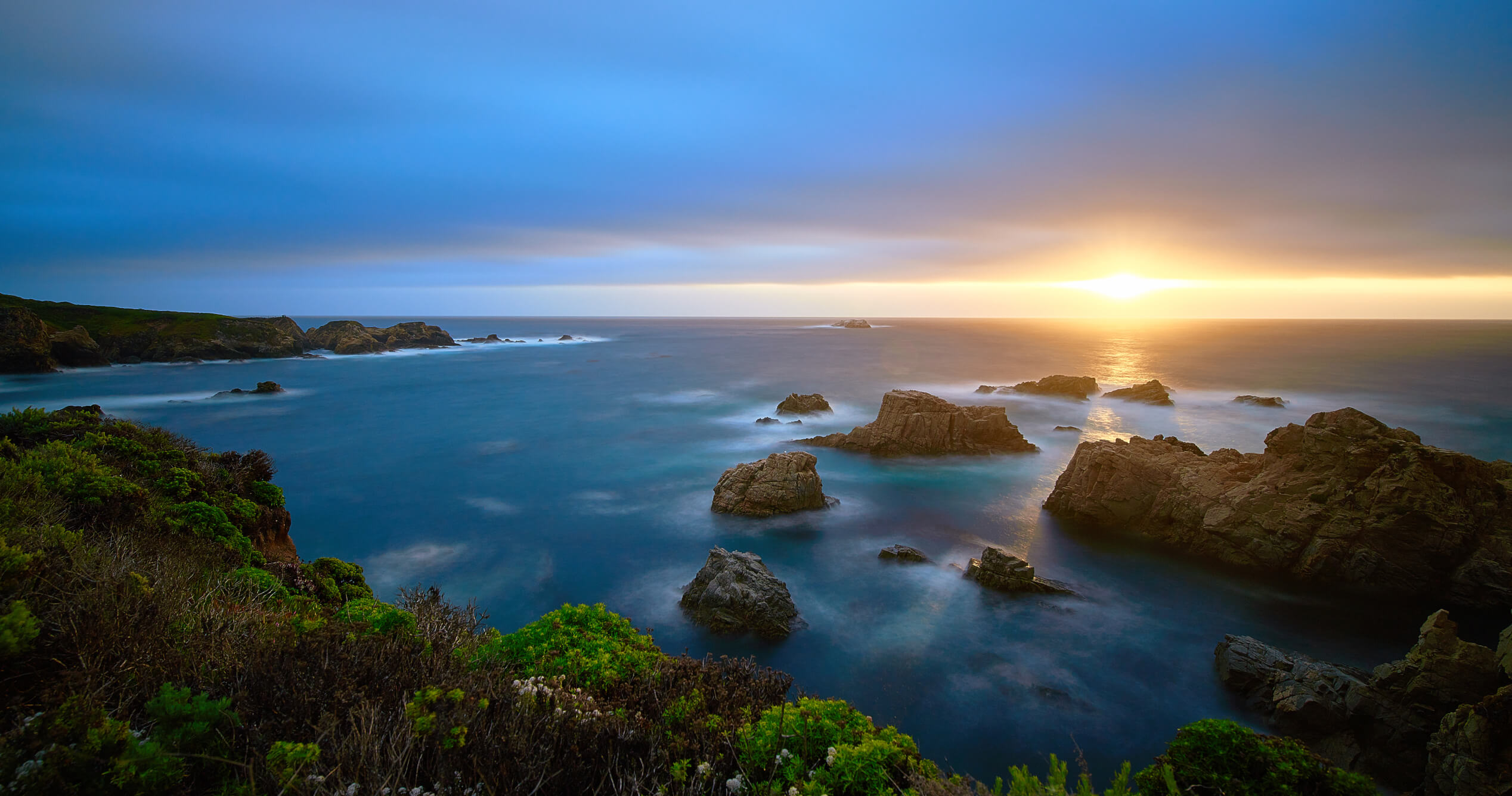 California Sunset Travel Photography