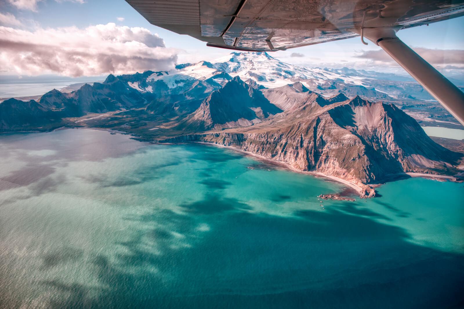 Hallo Bay Alaska