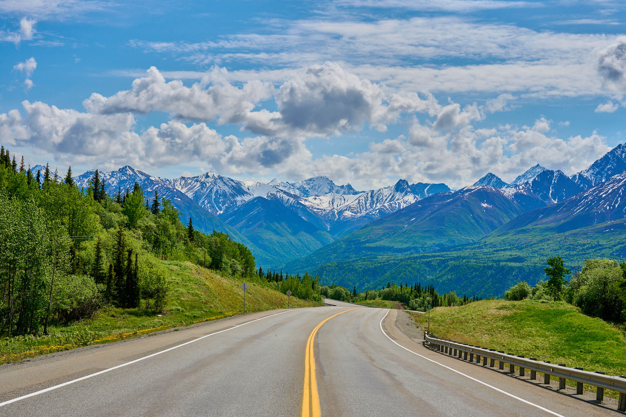 Road Trip to Valdez from Anchorage