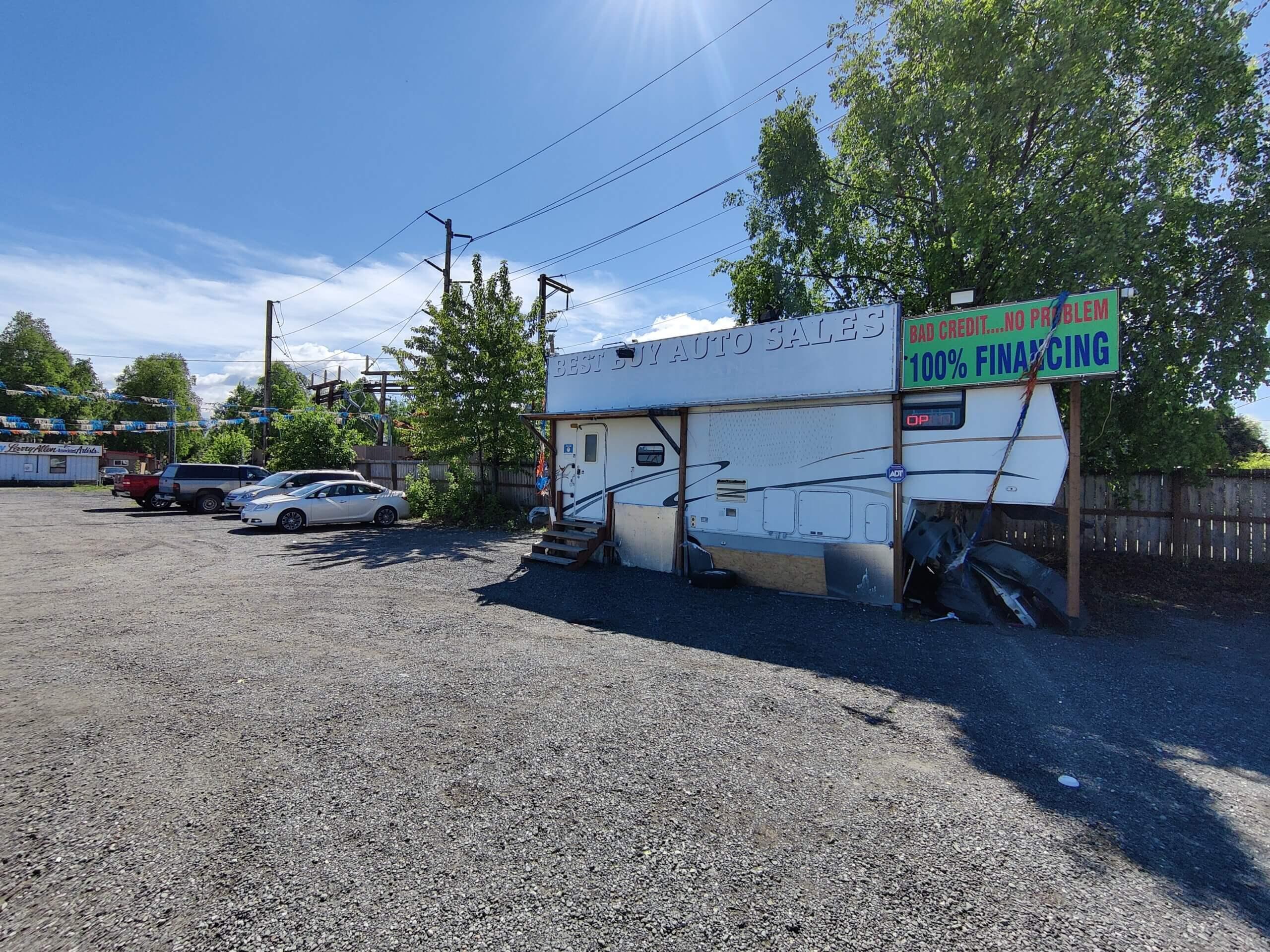 Best Buy Car Rental Alaska