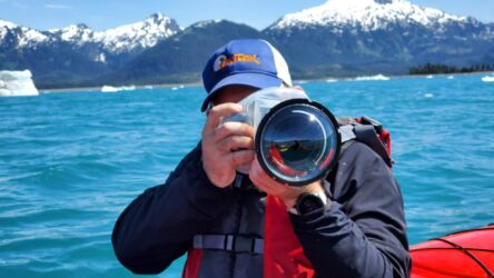 Outex Camera Covering in Alaska