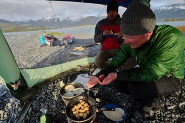Heather Bay Camping