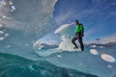 Shooting Icebergs Using Outex