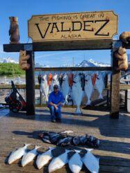 Fishing in Valdez